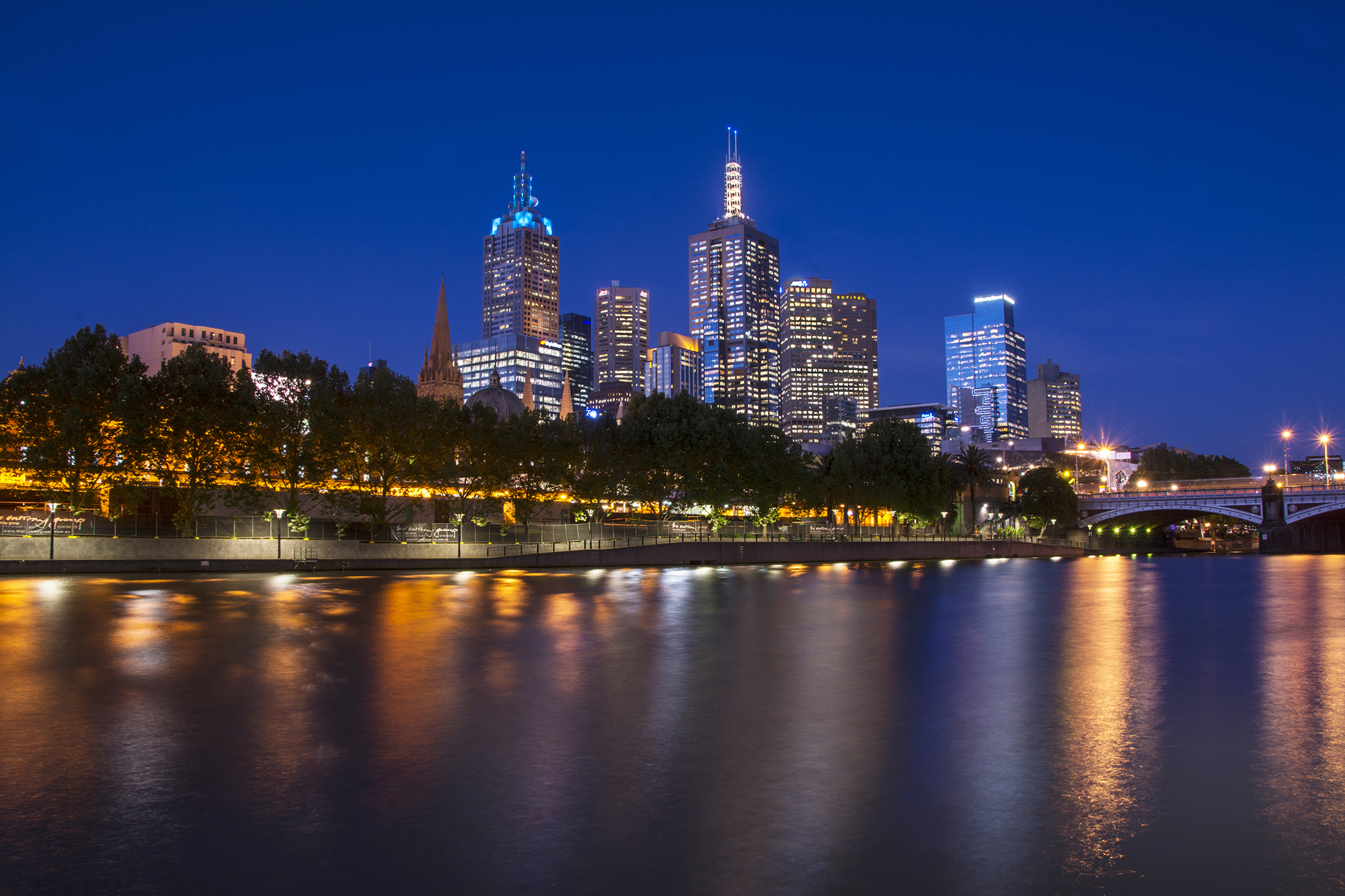 Melbourne's Night Photography Workshop - 2 Hours