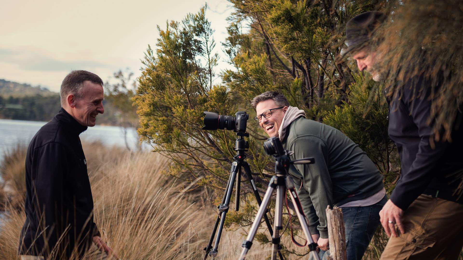 Private Outdoor Photography Tuition in Hobart, Tasmania