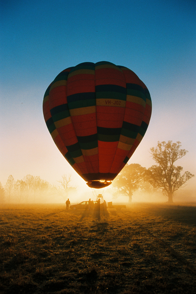 King Valley Hot Air Balloon Festival Photography Workshop