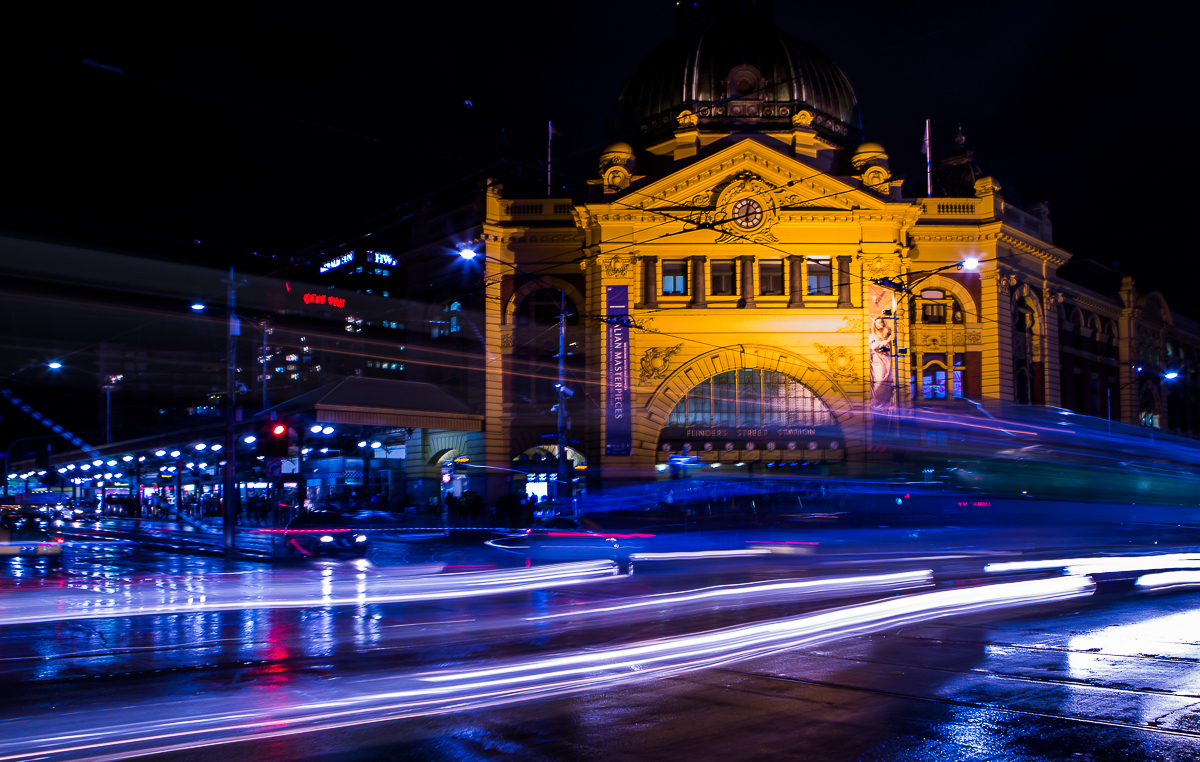 Melbourne Night Photography Workshop